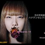 「花の写真展では無い、ハナテンセレクション展。」4月13日(水)〜4月17日(日)
