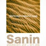 「Sanin」BEATS PHOTOGRAPHY CAMP1月22日(水)〜1月26日(日)