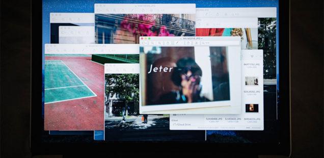 「Jeter」Mash×室田光祐Exhibition7月22日(水)〜26日(日)