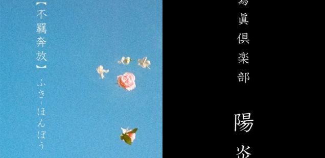 寫眞倶楽部・陽炎「不覊奔放」9月1日(水)〜9月5日(日)